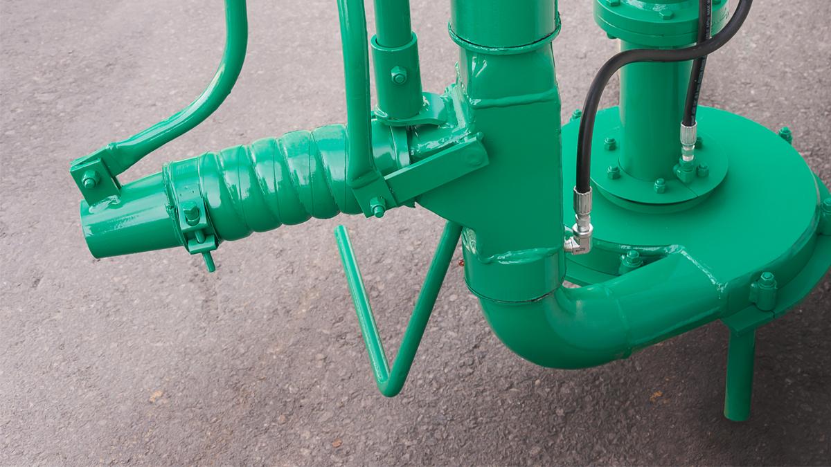3-Inch High Pressure Pump