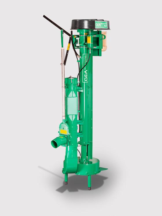 8-Inch Flush Pump