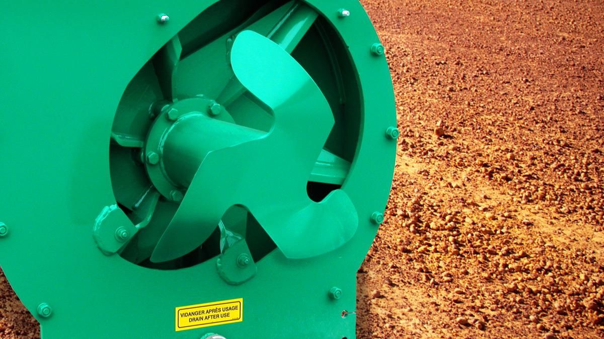 Articulated Super Pump