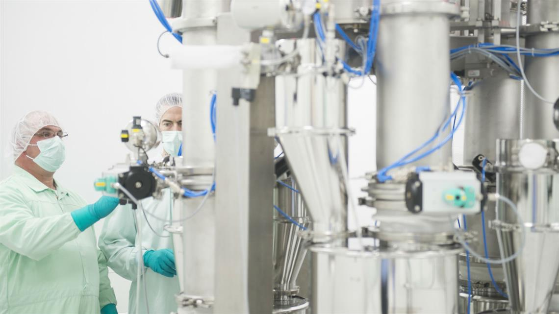 GEA supports Pfizer to change from batch-based to continuous manufacturing