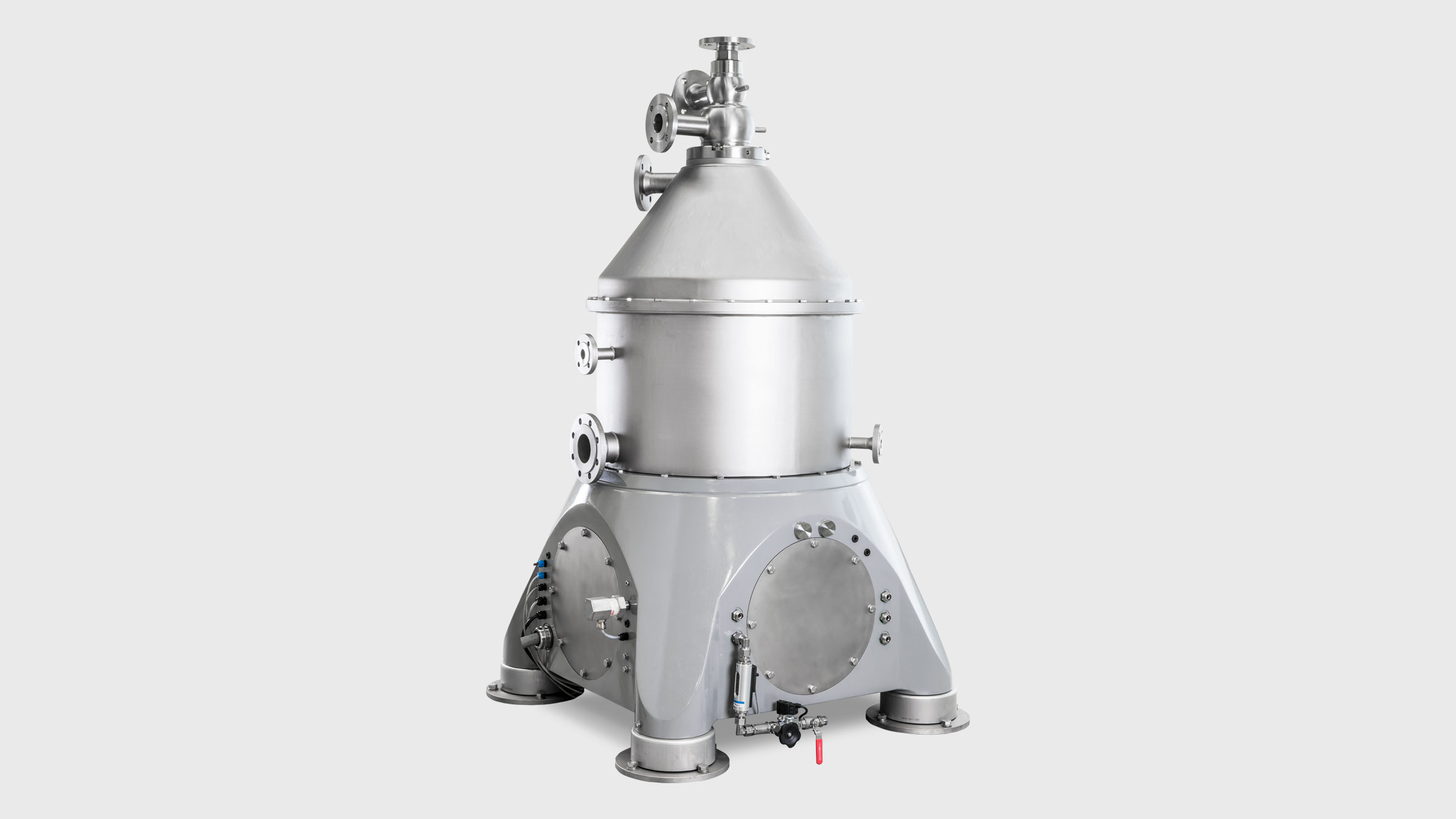 Presenting the GEA TTI 150 at ACHEMA 2018 – an explosion-proof separator for chemical applications