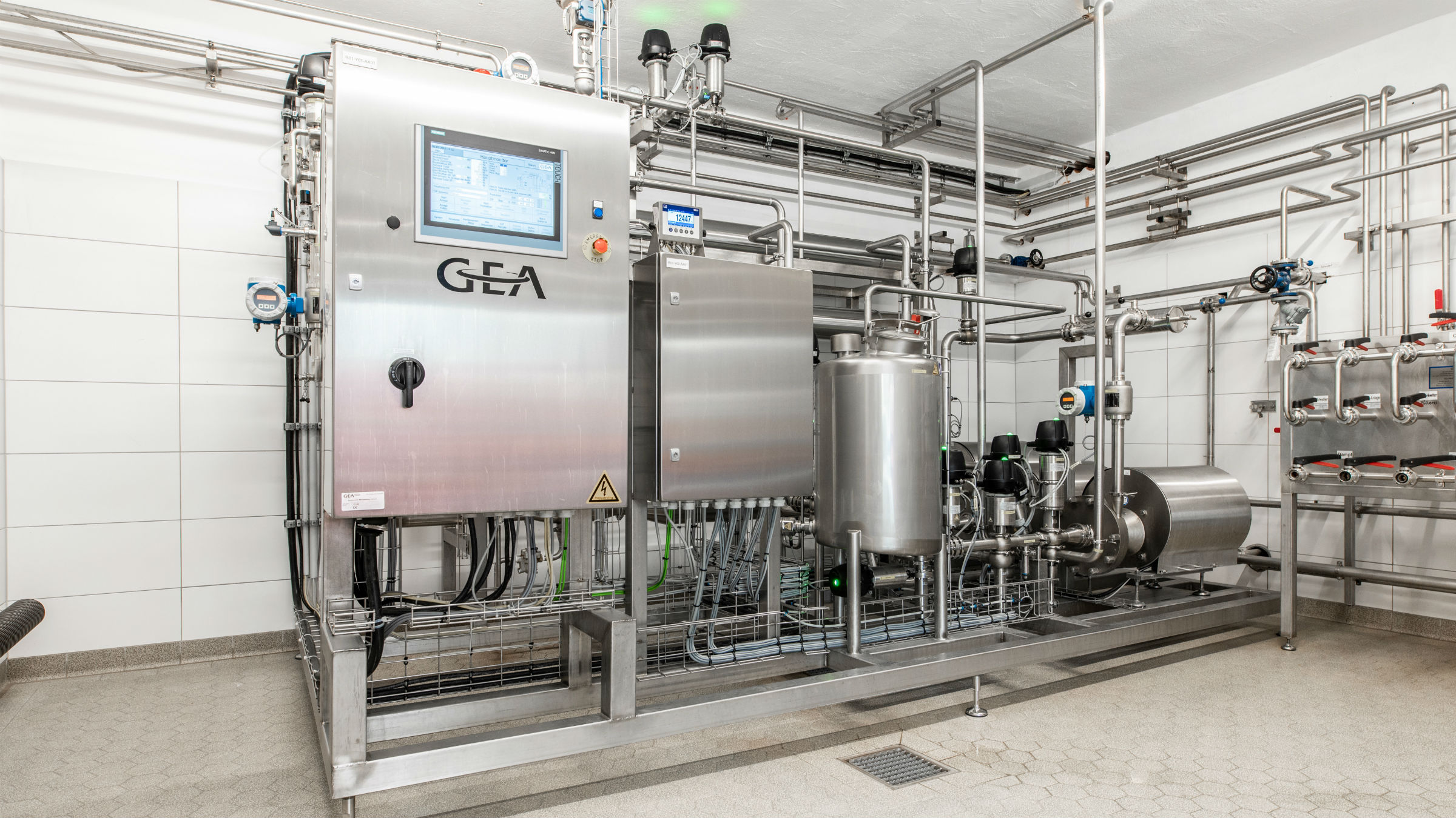 GEA AromaPlus: GEA firmly believes that reverse osmosis is the best method for producing great, honest-to-goodness beer with authentic flavors. Image: GEA/Mike Henning