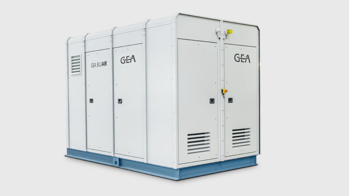 GEA BluAir Remote Chiller