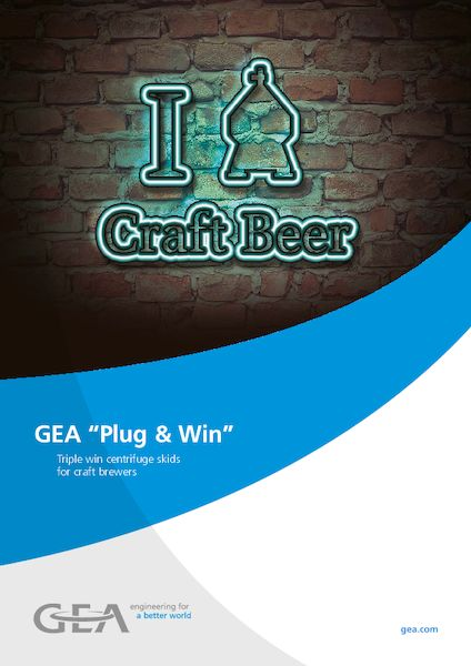 Centrifuge Craft Skid plug & win
