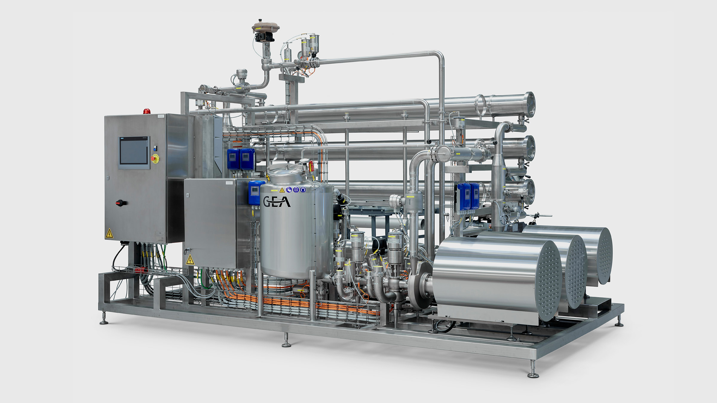Aroma Plus Membrane Dealcoholization Unit