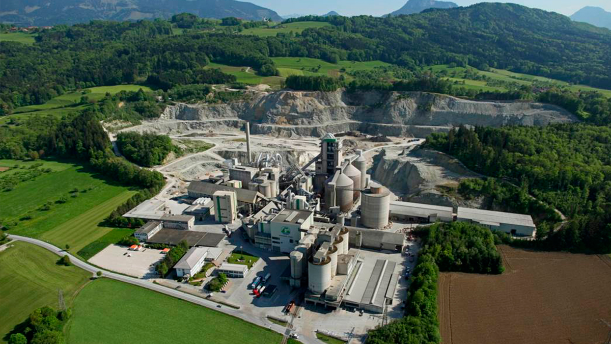 GEA Bischoff SCR for Cement Rohrdorf