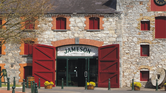 Landmark 40% CO2 reduction from Midleton's Distillery expansion