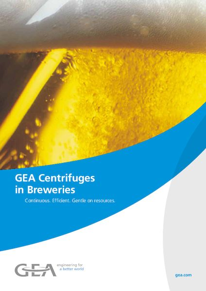Centrifuges in Breweries