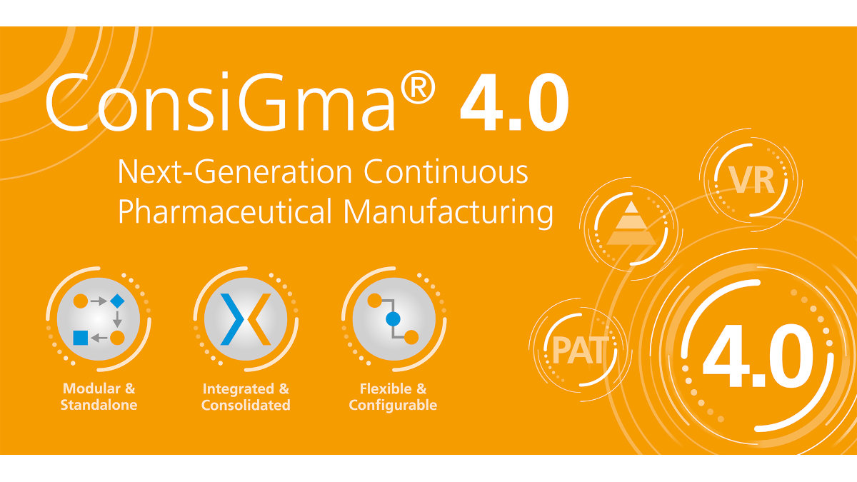 ConsiGma® 4.0 is ready for the industrial Internet of Things (IIoT)