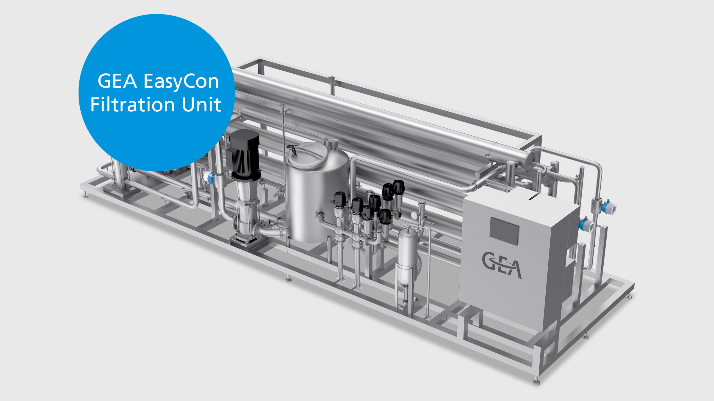 GEA EasyCon Filtration Unit