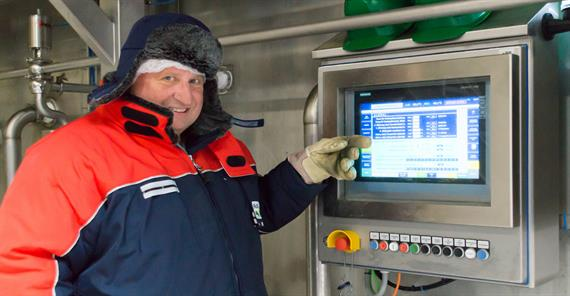 Tunnel freezer technology increases processing capacity in Frosta plant