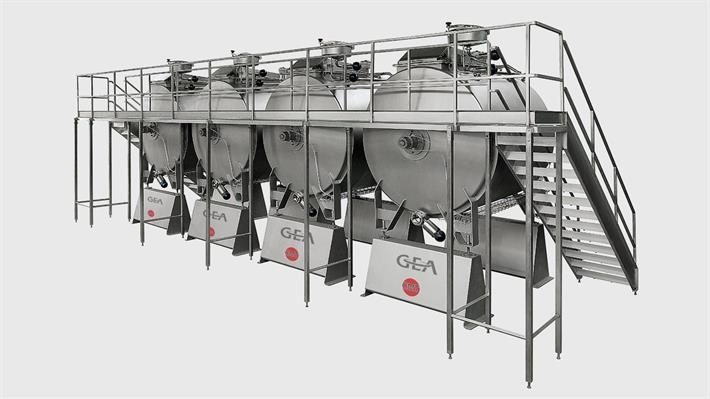 Cylindrical coagulators for curd processing