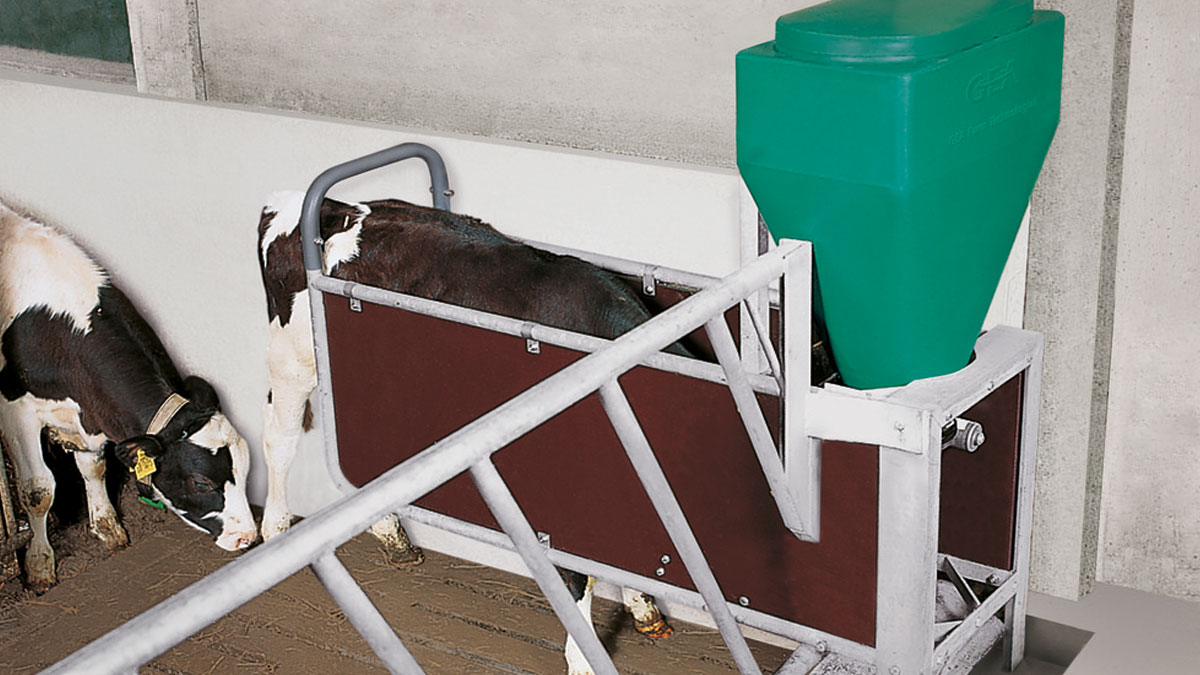 Calf Feeder Dairy Feed J 1000 for concentrate