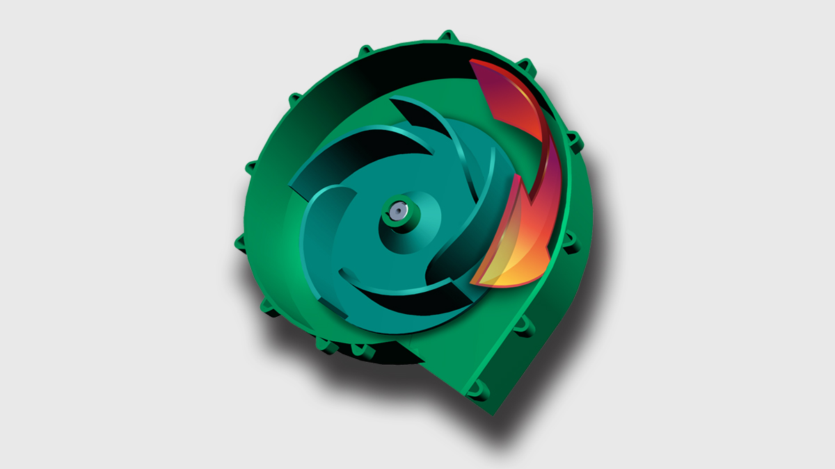 HE Series Impeller