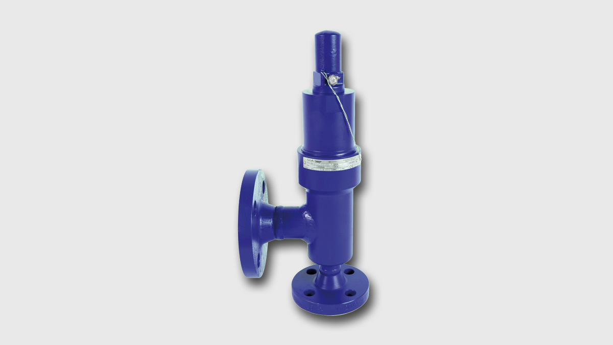 GEA AWP SVA | SVU Safety Valves