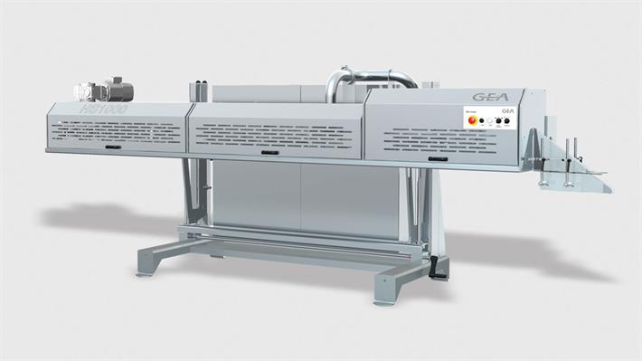 Continuous Leveler/Sealer/Closer