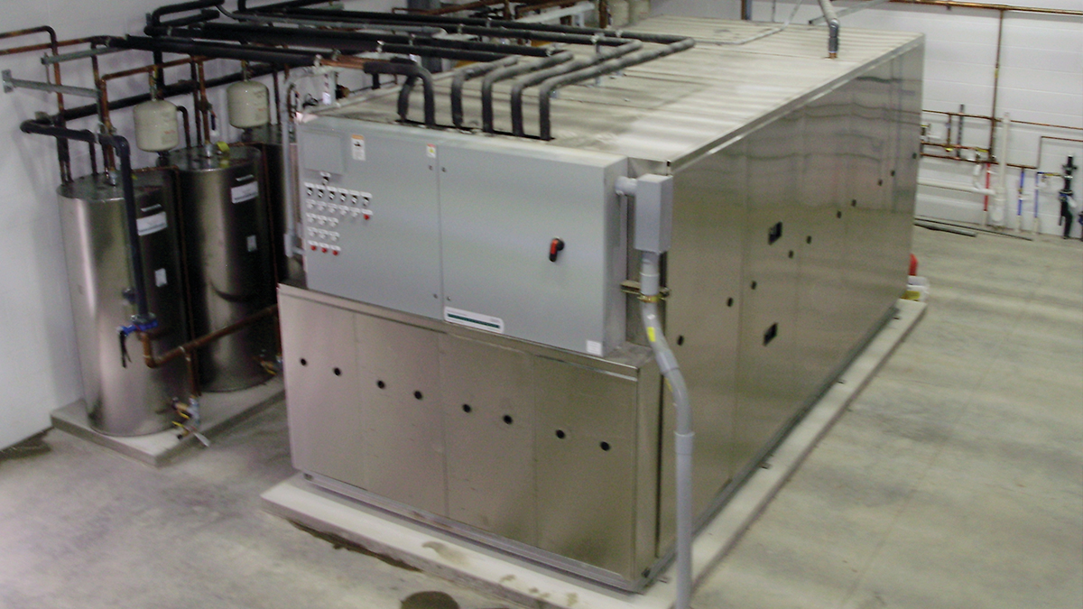 KoolWay® Remote Air-Cooled Chillers