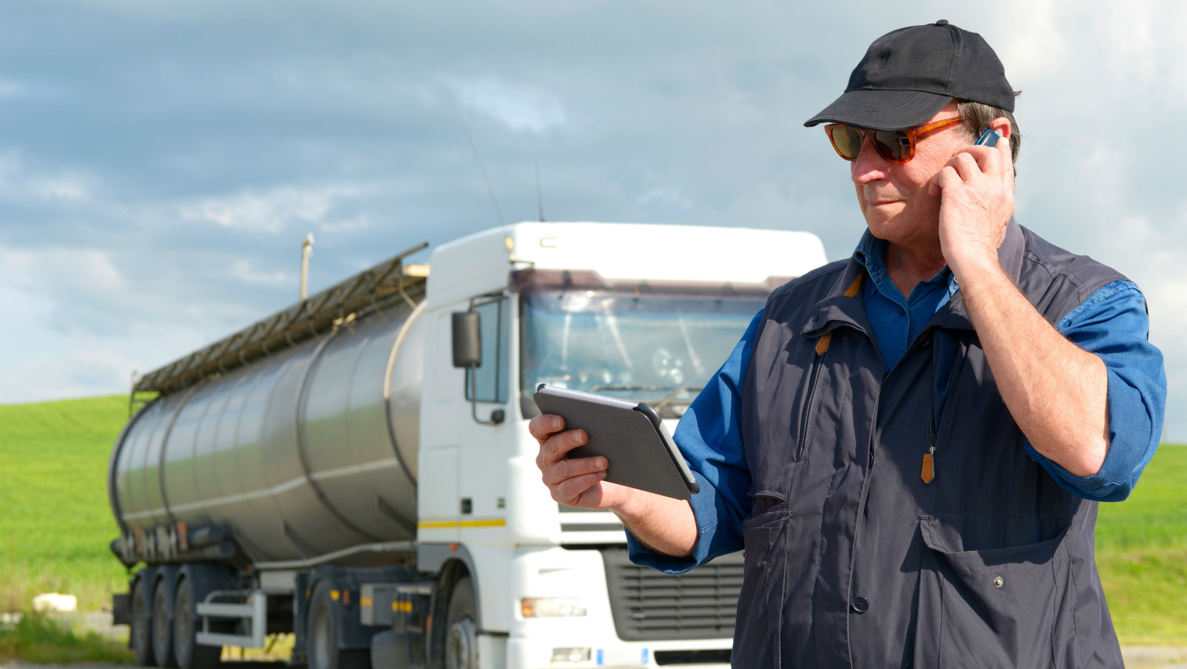 Tanker Measurement and Data Technology for Dairy Fleet
