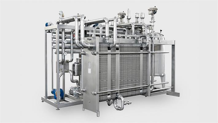 Pasteurizer Systems for Dairy Applications