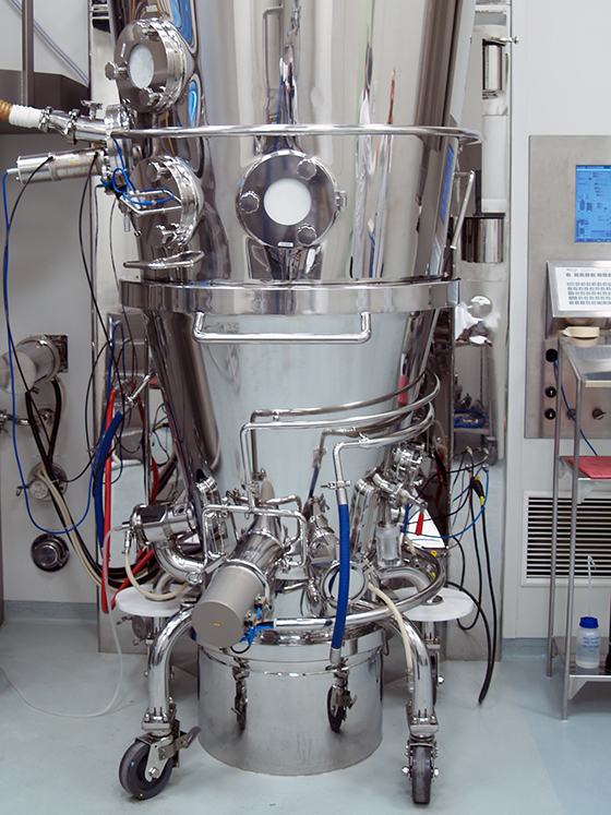 Pharma Product FlexStream Fluid Bed