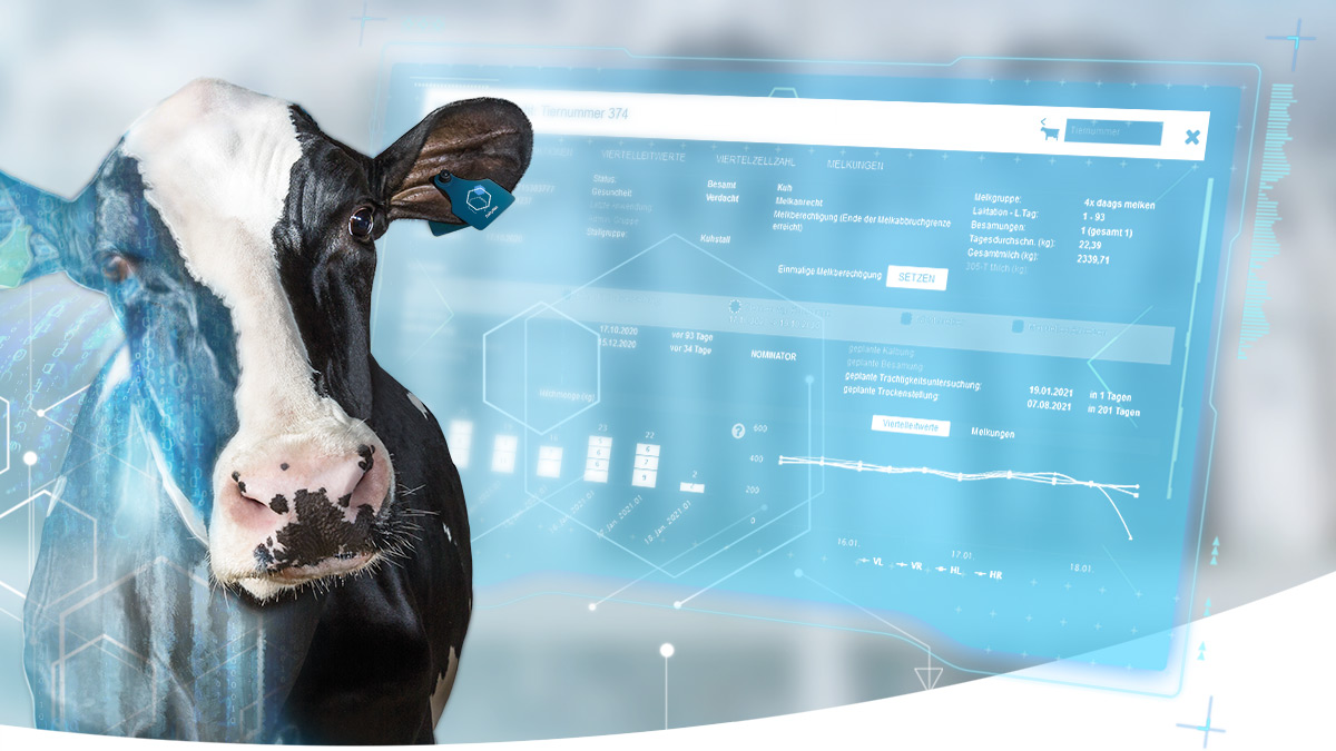 GEA DairyNet - Functionality