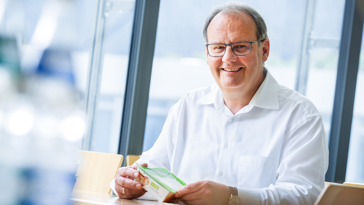 Volker Sassmannshausen, GEA Senior Product Manager Thermoforming Packaging Systems (Photo: GEA)